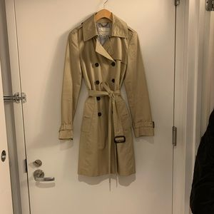 Classic trench coat, BR, xs